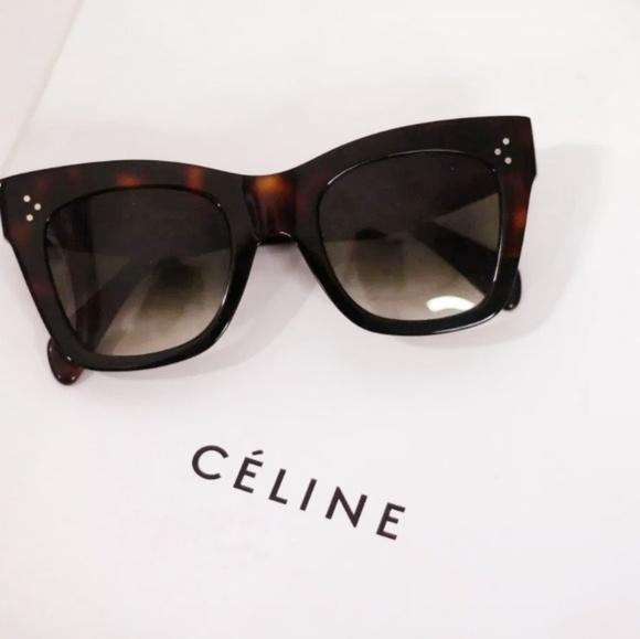 464f93e3baf9 Celine Accessories - Celine Catherine Sunglasses (41089 S)- NEW!